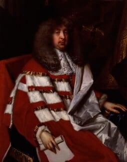 John Maitland, Duke of Lauderdale, by Jacob Huysmans, circa 1665 - NPG 2084 - © National Portrait Gallery, London
