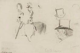 Wilfrid Laurier, by Sydney Prior Hall - NPG 2382