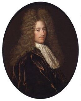 John Law, attributed to Alexis Simon Belle - NPG 191