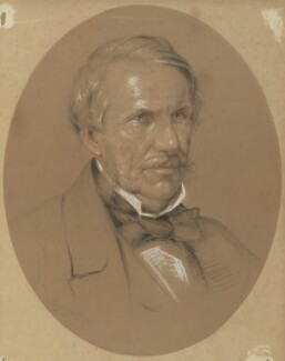 John Laird Mair Lawrence, 1st Baron Lawrence, by E. Goodwyn Lewis, 1872 - NPG 2610 - © National Portrait Gallery, London