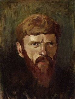 D.H. Lawrence, by Jan Juta, 1920 - NPG 4036 - © reserved; collection National Portrait Gallery, London