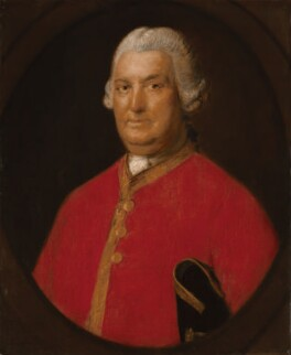 Stringer Lawrence, by Thomas Gainsborough - NPG 777