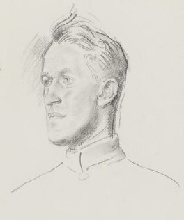 T.E. Lawrence, by Augustus Edwin John, 1923 - NPG 3188 - © National Portrait Gallery, London