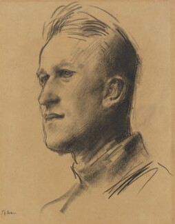 T.E. Lawrence, by Augustus John, circa 1929 - NPG  - © National Portrait Gallery, London