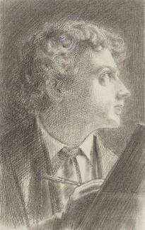 Cecil Gordon Lawson, by Francis Wilfrid Lawson - NPG 2797