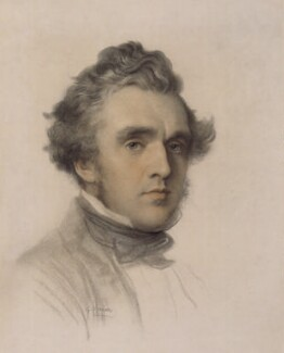 Sir Austen Henry Layard, by George Frederic Watts, circa 1852 - NPG 3787 - © National Portrait Gallery, London