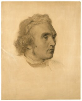 Sir Austen Henry Layard, by George Frederic Watts - NPG 1006