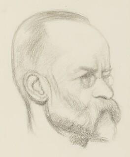 Walter Leaf, by William Rothenstein - NPG 4782