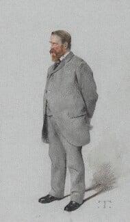 Sir Edmund Lechmere, 3rd Bt, by Théobald Chartran ('T'), published in Vanity Fair 23 June 1883 - NPG 4628 - © National Portrait Gallery, London