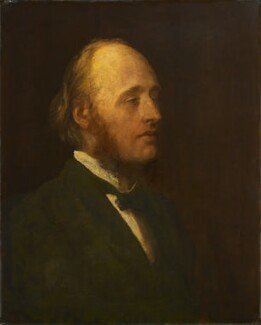 (William) Edward Hartpole Lecky, by George Frederic Watts, 1878 - NPG 1350 - © National Portrait Gallery, London