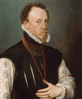 Sir Henry Lee, by Anthonis Mor (Antonio Moro), 1568 - NPG  - © National Portrait Gallery, London