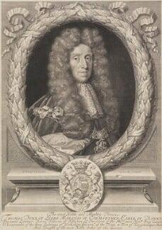 Thomas Osborne, 1st Duke of Leeds ('Lord Danby'), by Robert White - NPG 631