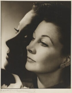 Vivien Leigh, by Angus McBean, 1952 - NPG P62 - Angus McBean Photograph. © Harvard Theatre Collection, Harvard University.