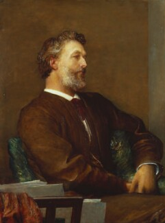 Frederic Leighton, Baron Leighton, by George Frederic Watts, 1881 -NPG 1049 - © National Portrait Gallery, London