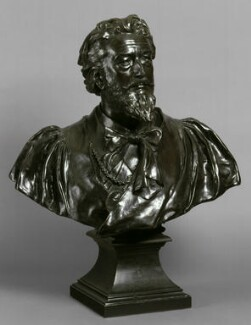 Frederic Leighton, Baron Leighton, after Sir Thomas Brock, 1923, based on a work of 1892 - NPG 1957a - © National Portrait Gallery, London