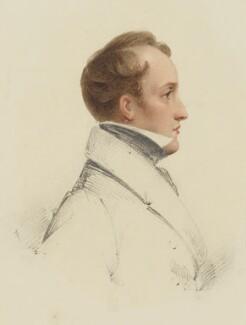 Frederic Septimus Leighton, by Edward (?) Foster - NPG 2141(c)