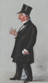 John Farley Leith, by Sir Leslie Ward - NPG 4725