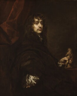 Sir Peter Lely, by Sir Peter Lely - NPG 3897