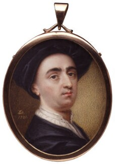Bernard Lens (III), by Bernard Lens (III), 1721 - NPG 1624 - © National Portrait Gallery, London