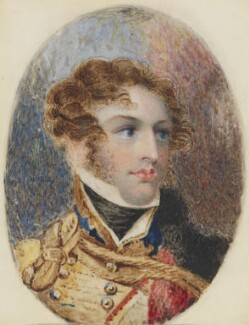 Leopold I, King of the Belgians, by Unknown artist, 1815 - NPG 2422 - © National Portrait Gallery, London