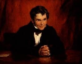 Charles Robert Leslie, by John Partridge - NPG 4232