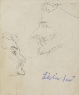 Charles Robert Leslie, by Charles West Cope - NPG 3182(4)