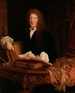 Sir Roger L'Estrange, attributed to John Michael Wright, circa 1680 - NPG 3771 - © National Portrait Gallery, London