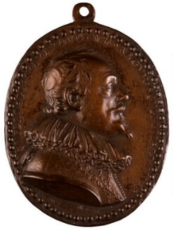 Hubert Le Sueur, after a medal attributed to Claude Warin - NPG 939