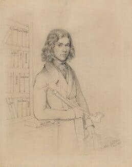 George Henry Lewes, by Anne Gliddon, 1840 - NPG 1373 - © National Portrait Gallery, London