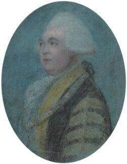 Sir Watkin Lewes, after Daniel Dodd - NPG 2439