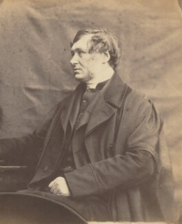 Jacob Ley, by Lewis Carroll - NPG P7(2)