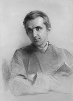 Henry Parry Liddon, by George Richmond - NPG 1060
