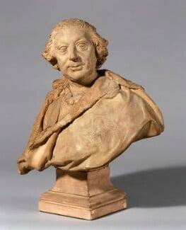 John Ligonier, 1st Earl Ligonier, by Louis François Roubiliac - NPG 2013