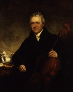 Robert Lindley, by William Davison - NPG 1952