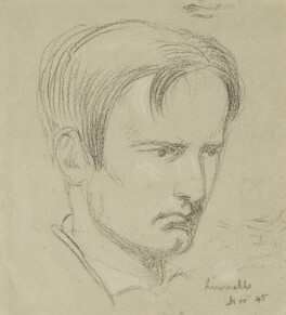 Linnell, by Charles Hutton Lear - NPG 1456(16)