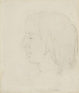 Linnell, by Charles Hutton Lear - NPG 1456(17)