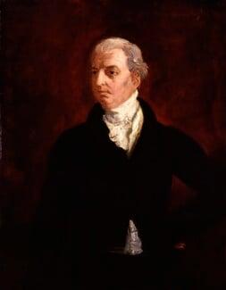 Robert Jenkinson, 2nd Earl of Liverpool, by Sir George Hayter, 1823 - NPG 5257 - © National Portrait Gallery, London