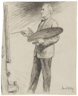 Sir (Samuel Henry) William Llewellyn, by Bernard Partridge - NPG 5064