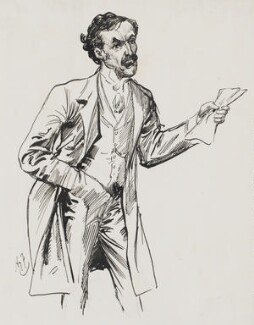 David Lloyd George, by Harry Furniss - NPG 3397
