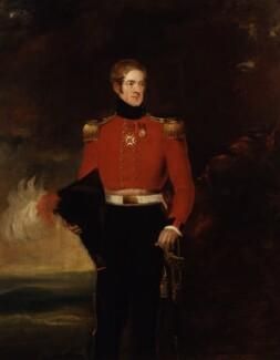 Sir Richard Llewellyn, by William Salter - NPG 3732