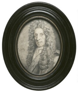 John Locke, by Sylvester Brounower - NPG 4061