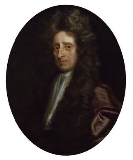 John Locke, by Michael Dahl, circa 1693 - NPG 114 - © National Portrait Gallery, London