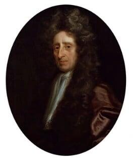 John Locke, by Michael Dahl, circa 1693 - NPG 114 - © National Portrait Gallery, London