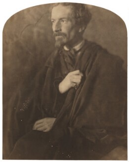 Frederick Locker-Lampson, by Julia Margaret Cameron - NPG P102