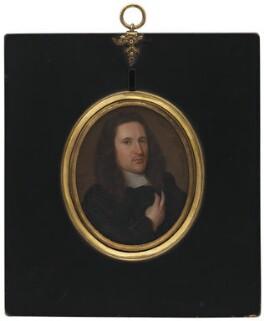 Unknown man, formerly known as Sir William Lockhart, by Unknown artist - NPG 2444