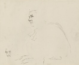 Sir Frank Lockwood, by Sydney Prior Hall - NPG 2298