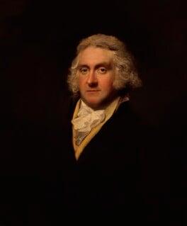Edmund Lodge, by Lemuel Francis Abbott, circa 1790-1795 - NPG 1411 - © National Portrait Gallery, London