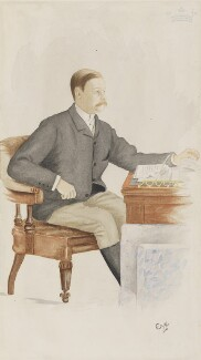 Charles Stewart Vane-Tempest-Stewart, 6th Marquess of Londonderry, by W.W. Hodgson - NPG 4545