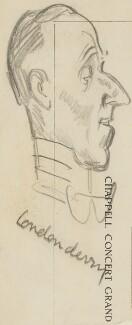Charles Vane-Tempest-Stewart, 7th Marquess of Londonderry, by Sir David Low - NPG 4529(210)