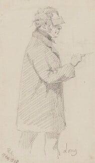 Edwin Longsden Long, by Charles Bell Birch - NPG 2474